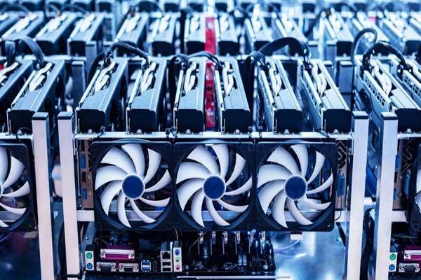 مصرف برق استخراج بیت کوین